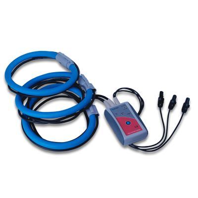 3-fazowe elastyczne cęgi prądowe 2000/200/20 A / 1 V   A 1179